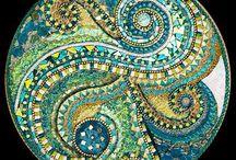 Mozaik mandalák