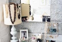 closet ideas / by Rachel Blazer