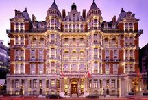 Hotels to Stay in Before You Die / Why settle for mediocre lodgings when you can stay in one of these beauties? Let an Acendas Travel Advisor help you find the most iconic and luxurious choices for you, and at the best price!