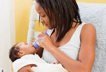 Formula or Breast, Fed is Best / Formula feeding information for moms who are supplementing or exclusively formula feeding.