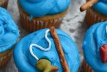 Cupcakes, cookies
