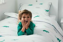 Children's bedding and duvet covers / All our snuggly, children's bedding is made from pure, soft cotton; take your pick from gorgeous, reversible duvet cover sets, cosy quilted bedspreads and lots more... They make the best bedtime story ever!