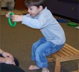 Gyermek fejlesztő torna