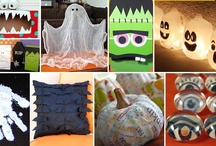 Halloween Crafts. / by Beverly Heiman