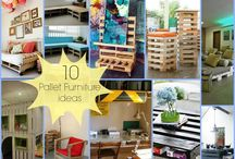 Pallet love / All things pallet!
