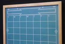 New Chalkboard Whiteboard Designs / Our new Chalkboard Whiteboard designs join our ever-popular classic Chalkboard Whiteboard. We hope you love them as much as the original!