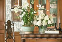 "HOME ACCESSORIES  / ""Home is an invention on which no one has yet improved.""