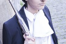 Levi - Shingeki no kyojin / Elegant clothes.  #levi #ackerman #snk #shingeknokyojin #anime #cosplay #rydia