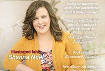 Faith Crafter magazine / Faith Crafter is an Christian online magazine about  faith, art and craft. http://blog.faithcrafter.com/