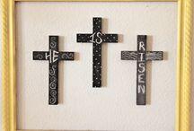 Crosses / by wanda riggan