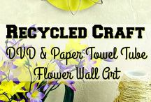 Upcycled Crafts / Looking for crafts using upcycled or recycled materials? You'll find a green craft here for everyone.