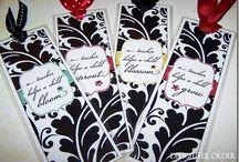 Bookmark ideas homemade / Bookmarks