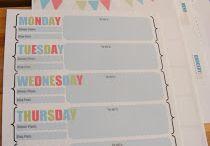 Lists/calendars