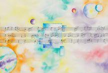 Watercolor Art / by John Capo/Art to Life Productions. Los Angeles, CA