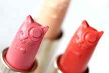 Lip gloss and lip sticks