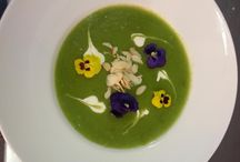 Seasonal Soups / Describe the aroma of your favourite soup......