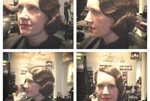 HAIR DO's (Styling, Upstyling, Updos Up Hair, Formal Hair etc. / Styling, Upstyling, Updos Up Hair, Formal Hair etc.