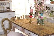 Shabby Chic / The perfect selection for Shabby Chic styled room.