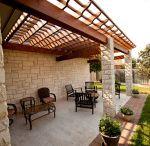 Amazing Outdoor Spaces / Patios, Porches & Pergolas, oh my!