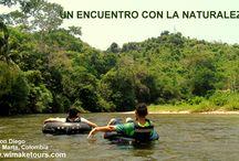 Aventura Río Don Diego, Santa Marta, Magdalena
