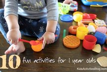 Fun things to do with babies and kids