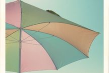 Vintage Shade Umbrellas / Umbrellas have always been a part of human history. Here are the ones that stand out.