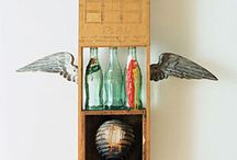 Artist assemblages