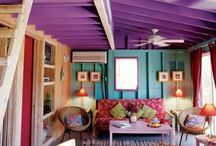 Living Room & Entertainment / by Lisa Arcuri
