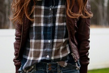 FALL & WINTER STYLE / by Julia Farrow
