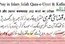 How to Pray in Islam Salah Qaza-e-Umri & Kaffarah / How to Pray namaz in Islam, Prayers in Muslims,Islamic Prayers for forgiveness of all sins,Kaffarah ada karne ka tariqa,