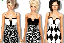 outfits (the sims)