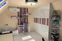 Kids' rooms / www.lauradesign.hu