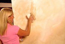 wall paint home hacker