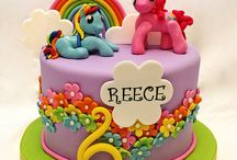 Cake - My Little Pony