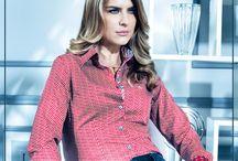 blusas camisas / by maria mello