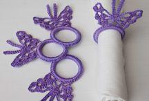 δαχτυλιδια για πετσετες