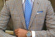 Fashion B - fashionable suit
