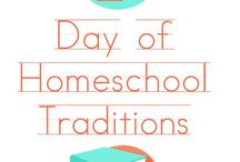 Homeschool Rituals and Celebrations / Homeschool rituals and celebrations.