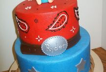 Cowboy Baby Shower Cake / Cowboy Baby Shower Cake Ideas / by Modern Baby Shower Ideas