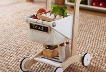 Dětské vozíky