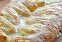 puff pastry dessertt