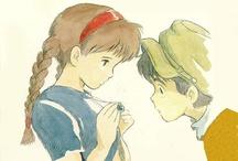 Ghibli / by Naomi Stanley