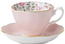 My cup runneth over / pretty teacups and mugs that speak to me
