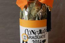 Graduation or birthdays