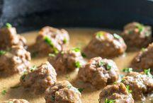 Rezepte mit Fleisch (Schwein/Rind/Kaninchen) / recipes with pork / beef / rabbit