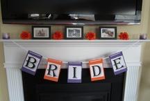 Amandas bridal shower ideas / by Jackie Green