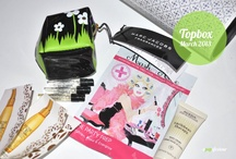 Blogger Reviews - March 2013 / Check out all the reviews from March's Topboxes / by Topbox