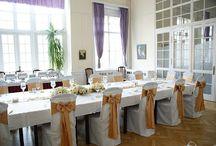 Amaltheia Manufaktúra esküvői dekorációk