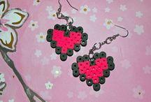 beads,pompones