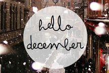 Hello December / :)